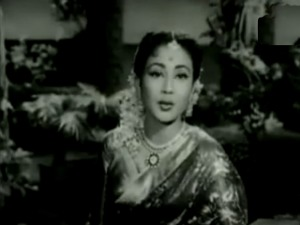 Miss Mary so gaya saara zamana Meena Kumari