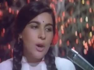 Sunny jaane kya baat hai Amrita Singh
