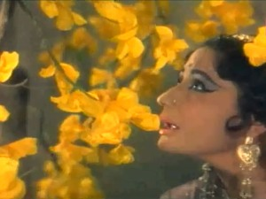 Chitralekha sansar se bhaage phirte Meena Kumari